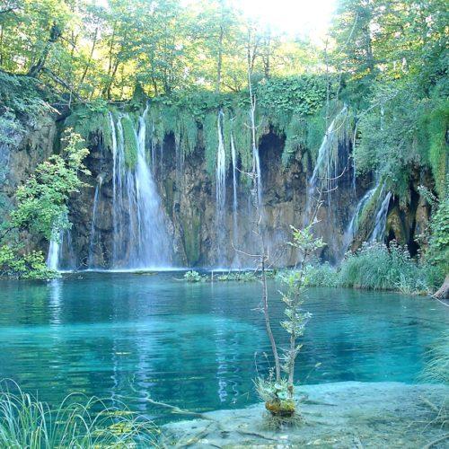 Nationalpark Plitvice - Wasserfälle2