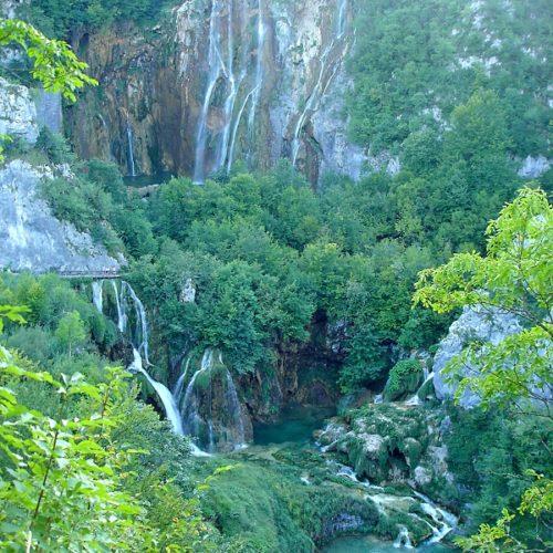 Nationalpark Plitvice - Wasserfälle