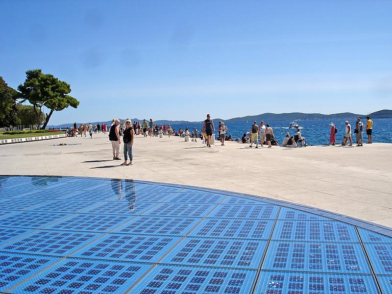 Eindruck Zadar