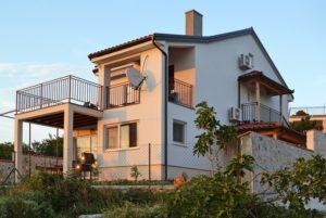 Haus 1 Seeseite