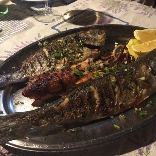 Restaurant Smokvic Fisch