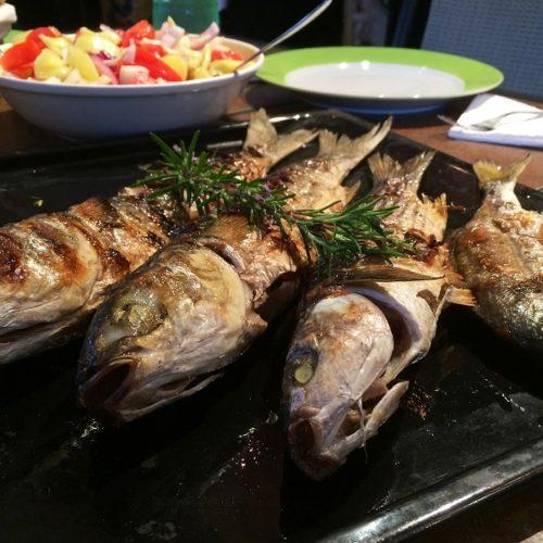 Essen Fisch