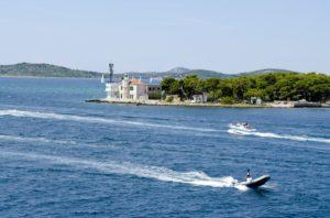 Eindruck Boote und Wasser 1