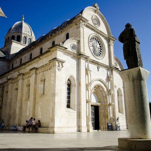 Eindruck Stadt Kathedrale 1