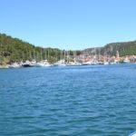 Eindruck Boote und Wasser 10