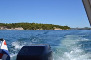 Eindruck Boote und Wasser 2