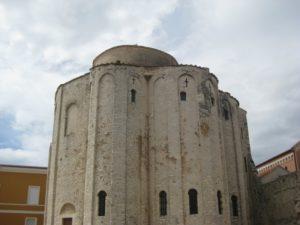 Eindruck Stadt Kathedrale 2