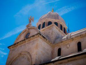 Eindruck Stadt Kathedrale 4