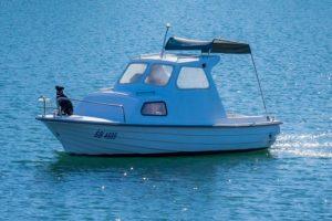 Eindruck Boote und Wasser 14
